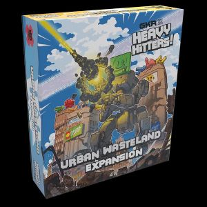 GKR: Heavy Hitters - Urban Wasteland Expansion